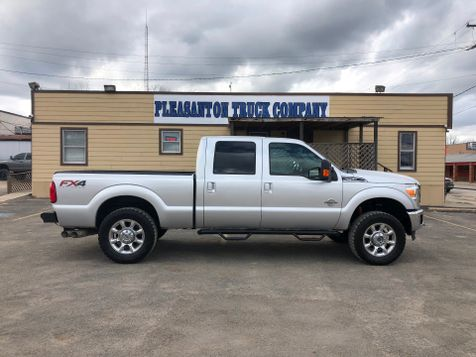 2014 Ford Super Duty F-250 Pickup Lariat   Pleasanton, TX   Pleasanton Truck Company in Pleasanton, TX