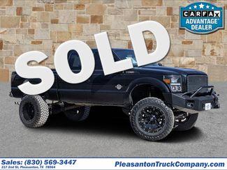 2014 Ford Super Duty F-250 Pickup Lariat   Pleasanton, TX   Pleasanton Truck Company in Pleasanton TX