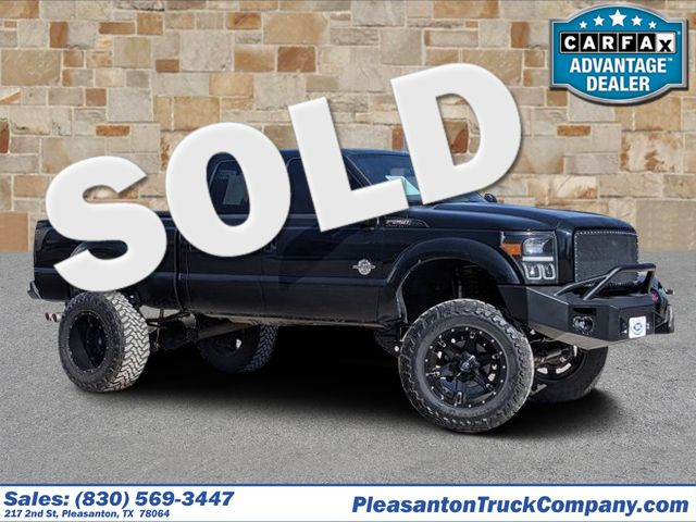 2014 Ford Super Duty F-250 Pickup Lariat | Pleasanton, TX | Pleasanton Truck Company in Pleasanton TX