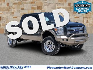 2014 Ford Super Duty F-250 Pickup King Ranch | Pleasanton, TX | Pleasanton Truck Company in Pleasanton TX