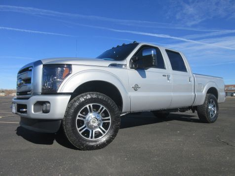 2014 Ford Super Duty F-250 Crew 4X4 Platinum 6.7L Diesel in , Colorado