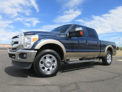 2014 Ford Super Duty F-250  Crew Cab Lariat 4X4 w/ 6.7L Diesel in , Colorado