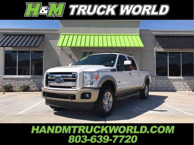 2014 Ford Super Duty F-250 Pickup King Ranch 4X4 in Rock Hill, SC 29730