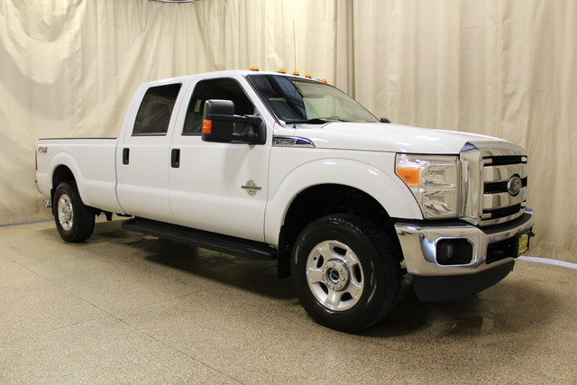 2014 Ford Super Duty F-250 Long Box Diesel 4x4 XLT