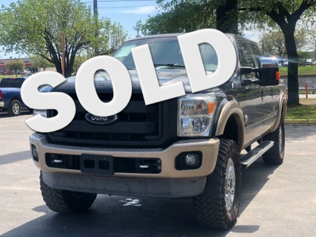 2014 Ford Super Duty F-250 Pickup King Ranch in San Antonio, TX 78233