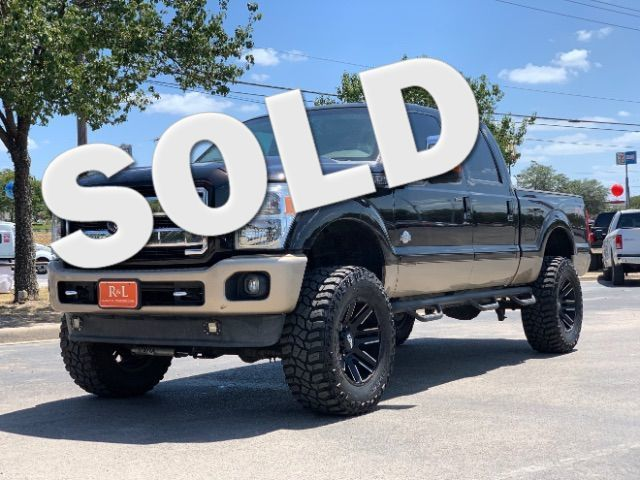 2014 Ford Super Duty F-250 Pickup King Ranch