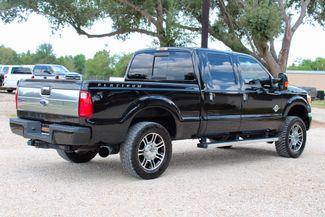 2014 Ford Super Duty F-250 Platinum 4X4 6.7L Powerstroke Diesel Auto Sealy, Texas 11