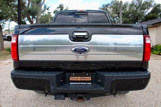 2014 Ford Super Duty F-250 Platinum 4X4 6.7L Powerstroke Diesel Auto Sealy, Texas 15