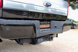 2014 Ford Super Duty F-250 Platinum 4X4 6.7L Powerstroke Diesel Auto Sealy, Texas 21