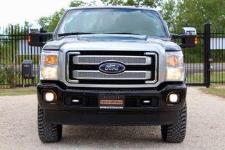 2014 Ford Super Duty F-250 Platinum 4X4 6.7L Powerstroke Diesel Auto Sealy, Texas 3
