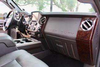2014 Ford Super Duty F-250 Platinum 4X4 6.7L Powerstroke Diesel Auto Sealy, Texas 45