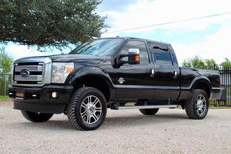 2014 Ford Super Duty F-250 Platinum 4X4 6.7L Powerstroke Diesel Auto Sealy, Texas 5