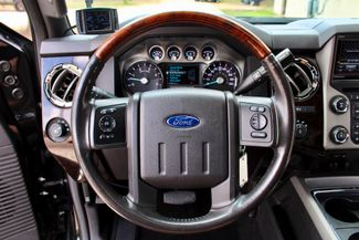 2014 Ford Super Duty F-250 Platinum 4X4 6.7L Powerstroke Diesel Auto Sealy, Texas 52