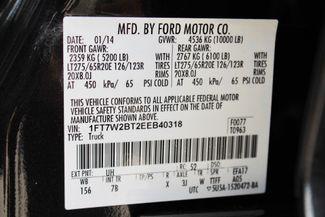 2014 Ford Super Duty F-250 Platinum 4X4 6.7L Powerstroke Diesel Auto Sealy, Texas 83