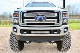 2014 Ford Super Duty F-250 Platinum Crew Cab 4x4 6.7L Powerstroke Diesel Auto LIFTED Sealy, Texas 13