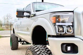 2014 Ford Super Duty F-250 Platinum Crew Cab 4x4 6.7L Powerstroke Diesel Auto LIFTED Sealy, Texas 2