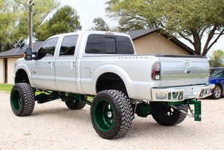 2014 Ford Super Duty F-250 Platinum Crew Cab 4x4 6.7L Powerstroke Diesel Auto LIFTED Sealy, Texas 7
