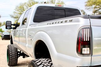 2014 Ford Super Duty F-250 Platinum Crew Cab 4x4 6.7L Powerstroke Diesel Auto LIFTED Sealy, Texas 8