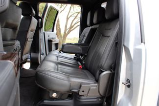 2014 Ford Super Duty F-250 Platinum Crew Cab 4x4 6.7L Powerstroke Diesel Auto LIFTED Sealy, Texas 55