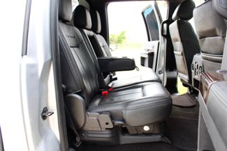 2014 Ford Super Duty F-250 Platinum Crew Cab 4x4 6.7L Powerstroke Diesel Auto LIFTED Sealy, Texas 59