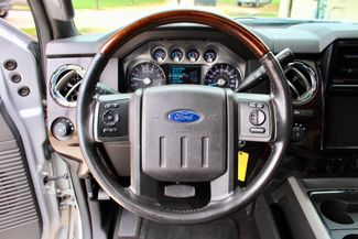 2014 Ford Super Duty F-250 Platinum Crew Cab 4x4 6.7L Powerstroke Diesel Auto LIFTED Sealy, Texas 70