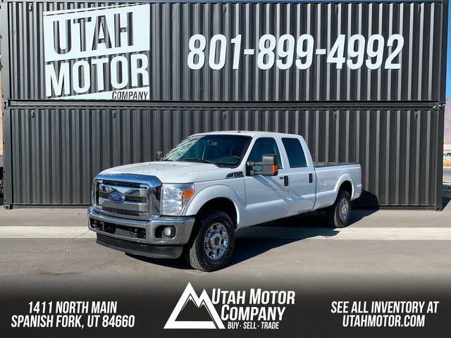 2014 Ford Super Duty F-250 Pickup XLT