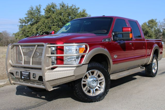 2014 Ford Super Duty F-250 Pickup King Ranch in Temple, TX 76502