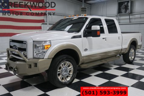2014 Ford Super Duty F-250 King Ranch 4x4 Diesel Nav 20s Low Miles 1 Owner in Searcy, AR