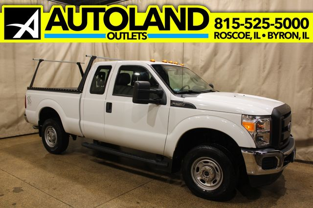 2014 Ford Super Duty F-250 utility 4x4 XL
