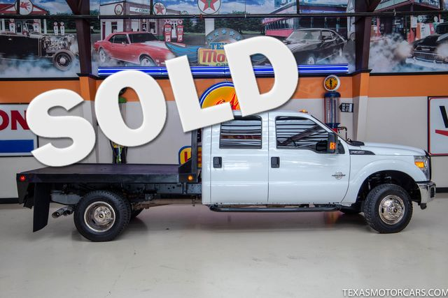 2014 Ford Super Duty F-350 DRW Chassis Cab XL 4x4