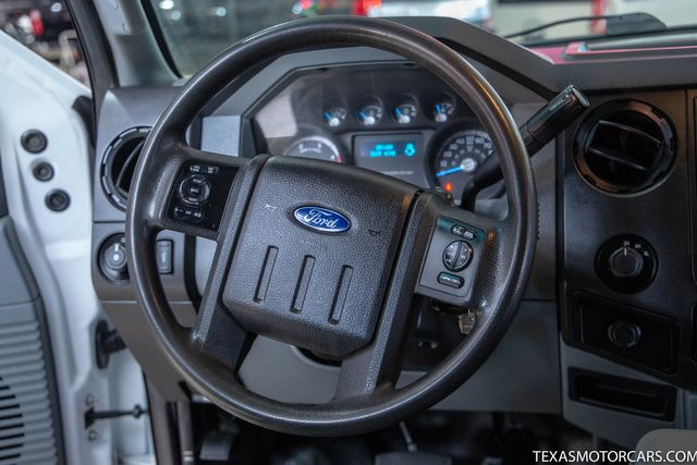 2014 Ford Super Duty F-350 DRW Chassis Cab XL 4x4 in Addison, Texas 75001