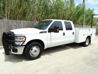 2014 Ford Super Duty F-350 DRW Utility Bed XL Utility Bed 6.2L Corpus Christi, Texas
