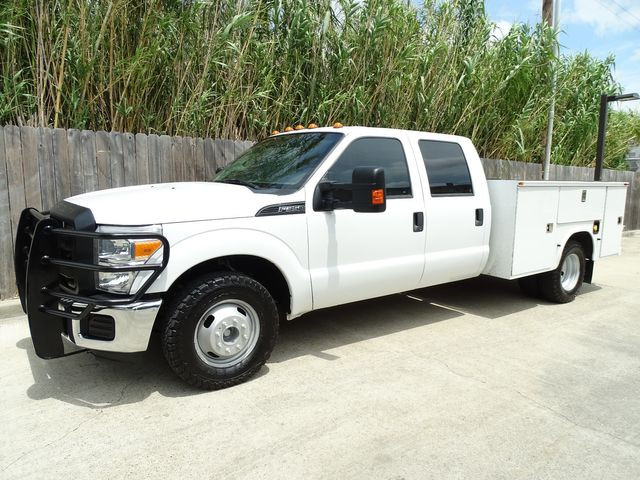 2014 Ford Super Duty F-350 DRW Utility Bed XL Utility Bed 6.2L Corpus Christi, Texas 0