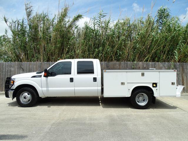 2014 Ford Super Duty F-350 DRW Utility Bed XL Utility Bed Corpus Christi, Texas 4