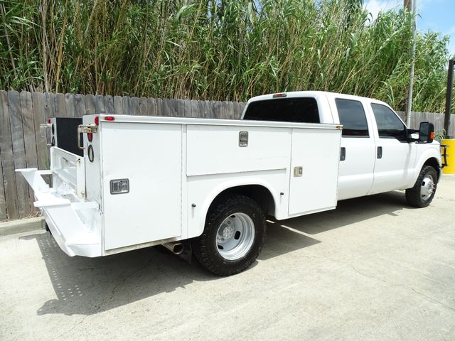 2014 Ford Super Duty F-350 DRW Utility Bed XL Utility Bed 6.2L Corpus Christi, Texas 3