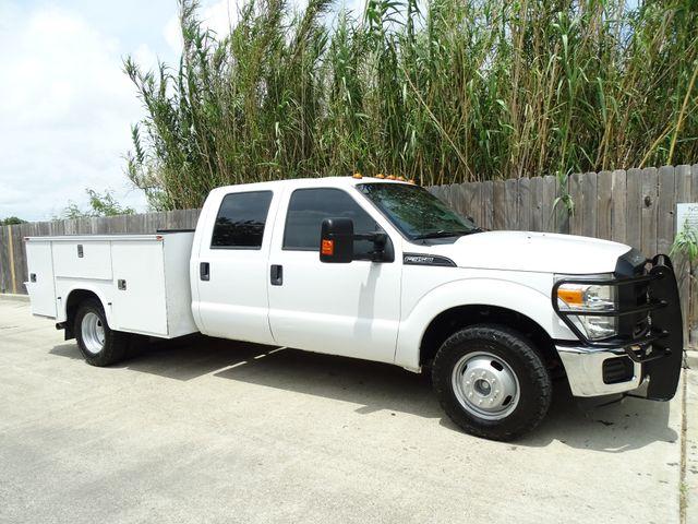 2014 Ford Super Duty F-350 DRW Utility Bed XL Utility Bed Corpus Christi, Texas 1