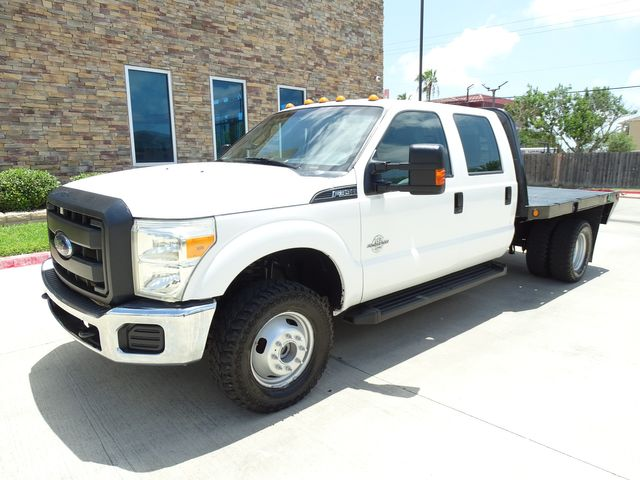 2014 Ford Super Duty F-350 DRW Chassis Cab XL FLATBED