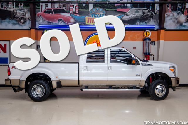 2014 Ford Super Duty F-350 DRW Pickup King Ranch 4x4 in Addison, Texas 75001