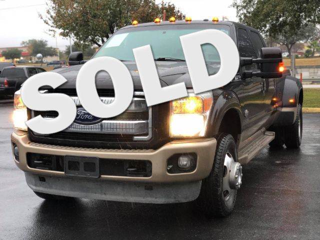 2014 Ford Super Duty F-350 DRW Pickup King Ranch