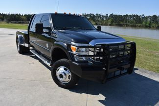 2014 Ford Super Duty F-350 DRW Pickup Lariat Walker, Louisiana 1