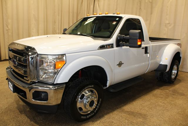 2014 Ford Super Duty F-350 Dually diesel 4x4 XLT | Roscoe IL