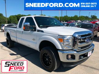 2014 Ford Super Duty F-350 Lariat 4X4 in Gower Missouri, 64454