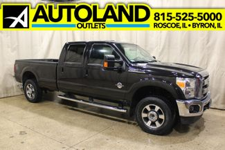 2014 Ford Super Duty F-350 Long Bed 4x4 Diesel Lariat in Roscoe, IL 61073