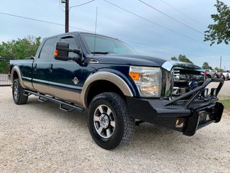 2014 Ford Super Duty F-350 SRW Lariat Crew Cab 4x4 6.7L Powerstroke Diesel Auto in Sealy, Texas 77474