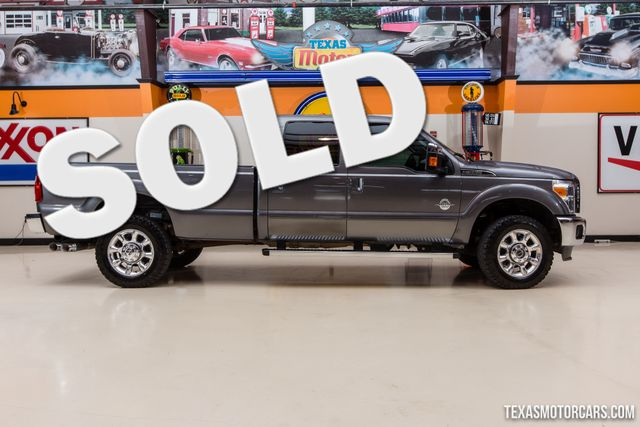 2014 Ford Super Duty F-350 SRW Pickup Lariat 4X4