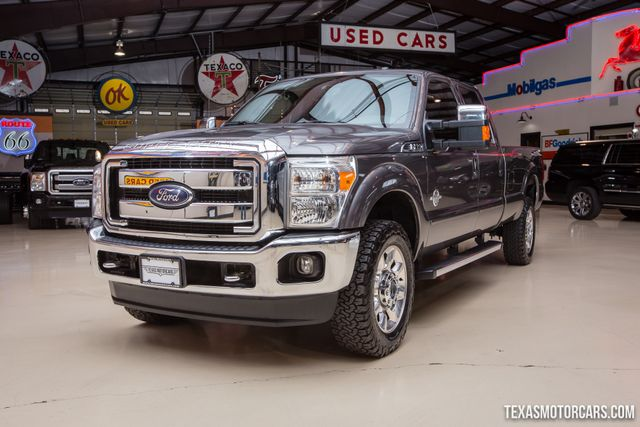2014 Ford Super Duty F-350 SRW Pickup Lariat 4X4 in Addison, Texas 75001