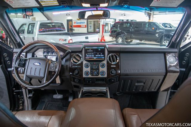2014 Ford Super Duty F-350 SRW Pickup Platinum 4x4 in Addison, Texas 75001