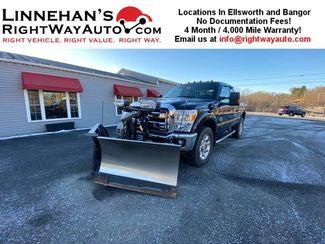 2014 Ford Super Duty F-350 SRW Pickup Lariat in Bangor, ME 04401