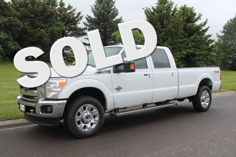 2014 Ford Super Duty F-350 SRW Pickup Lariat in Great Falls, MT