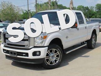 2014 Ford Super Duty F-350 SRW Pickup Platinum   Houston, TX   American Auto Centers in Houston TX